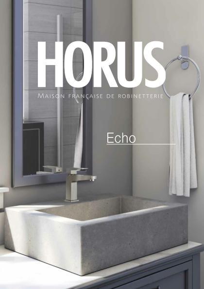 Brochure ECHO HORUS