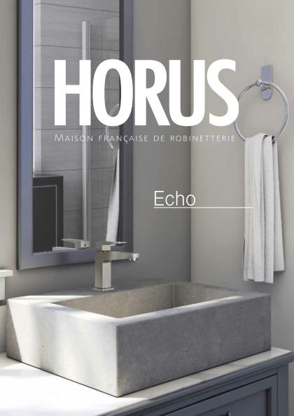 Echo 2017 Brochure HORUS