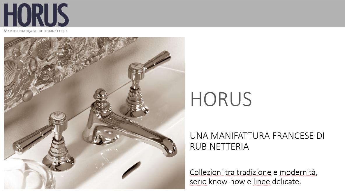 Presentazione HORUS 2018