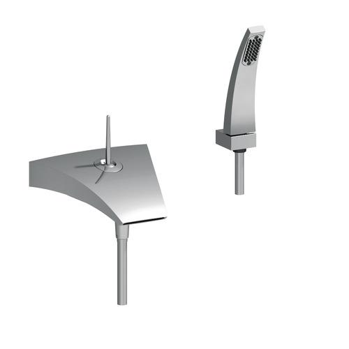 mitigeur cascade bain douche mitigeur square bain et. Black Bedroom Furniture Sets. Home Design Ideas