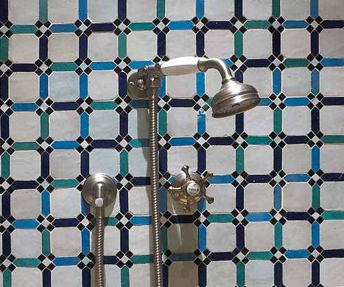 Anthea 06589 robinet tap bathroom horus