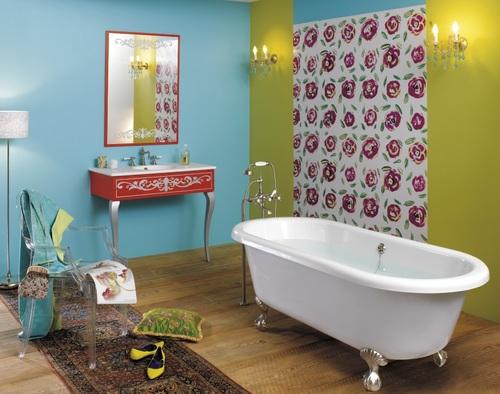 Julia robinet salle de bain tap bathroom horus